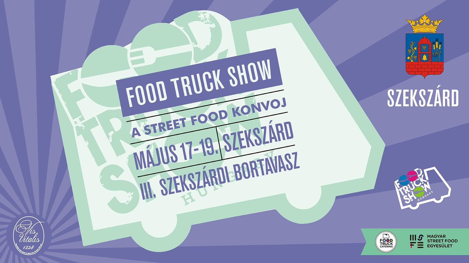 Food Truck Show Szekszárd