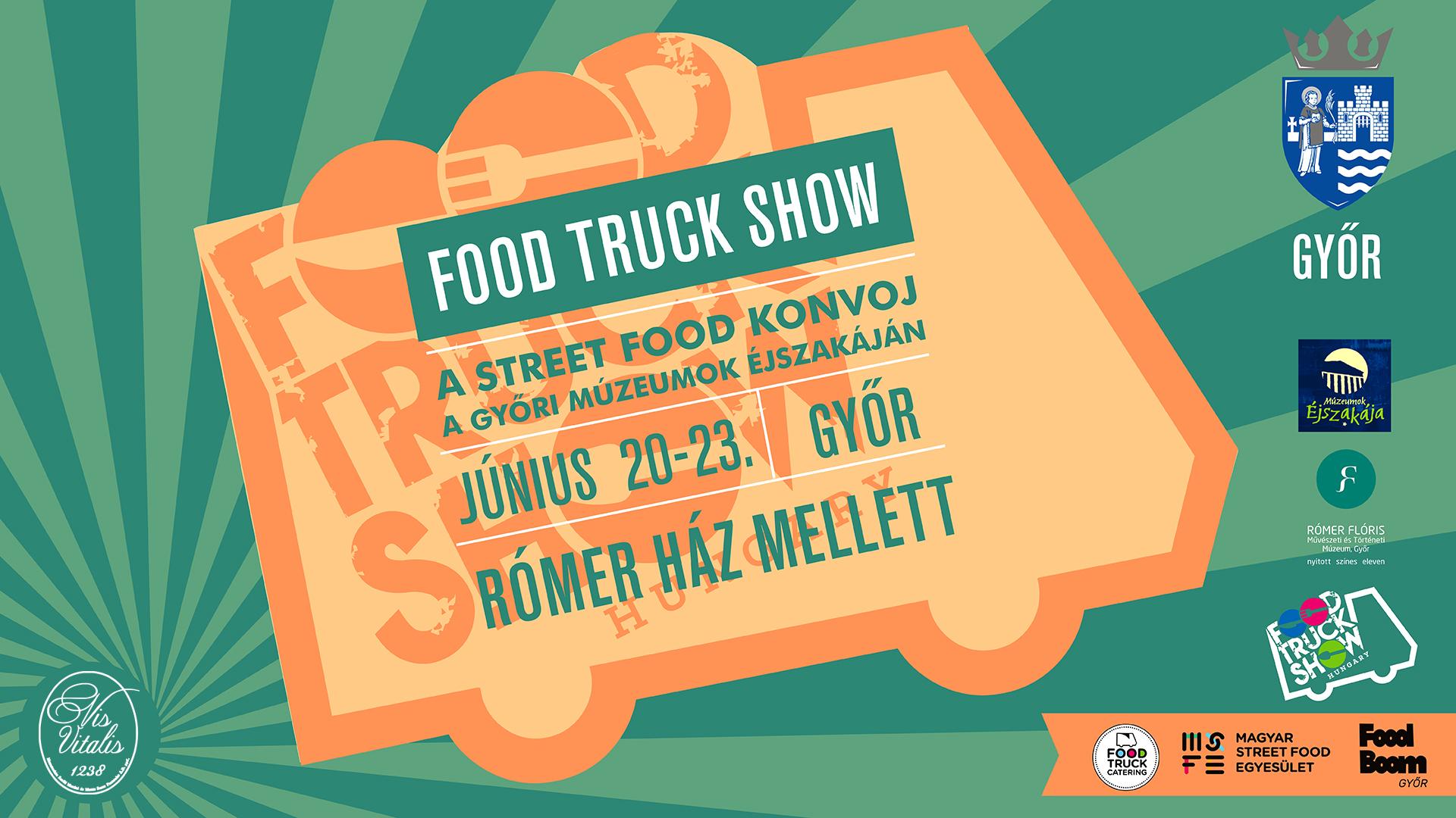 Food Truck Show Győr, főkép