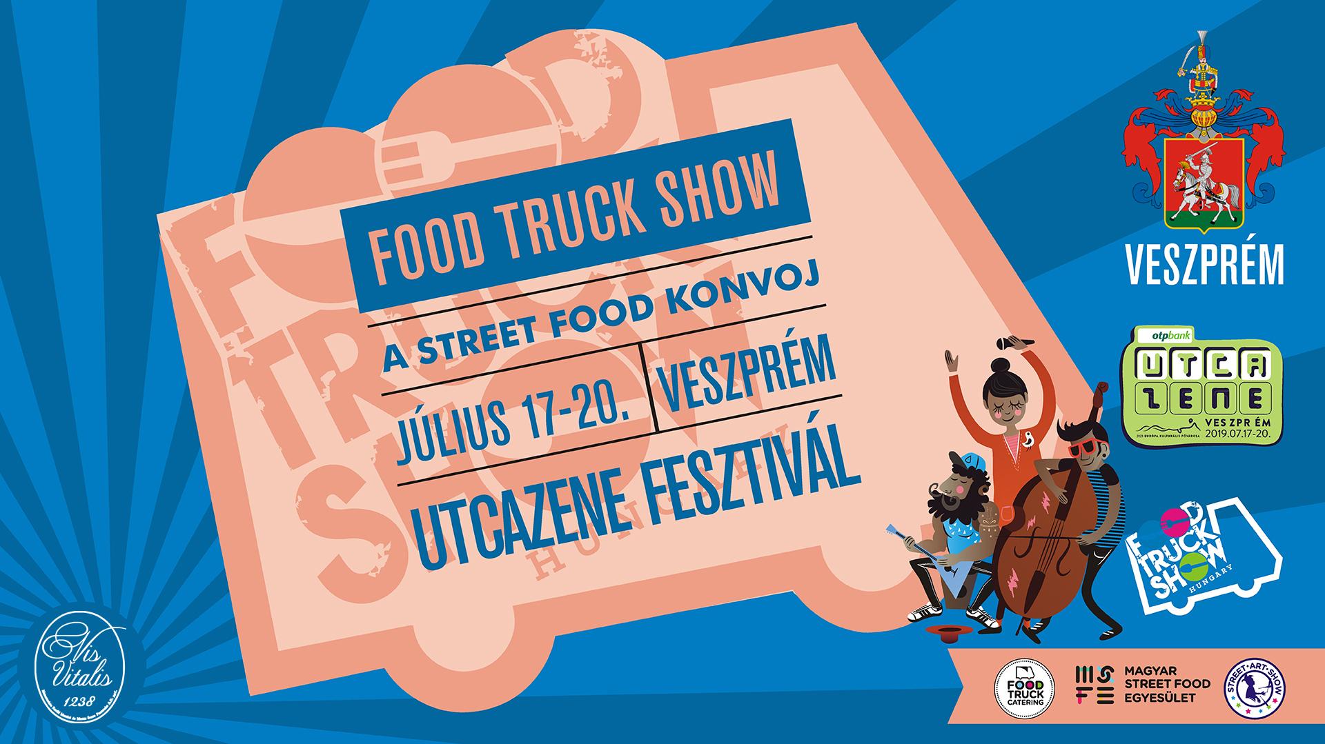 Food Truck Show Veszprém, főkép