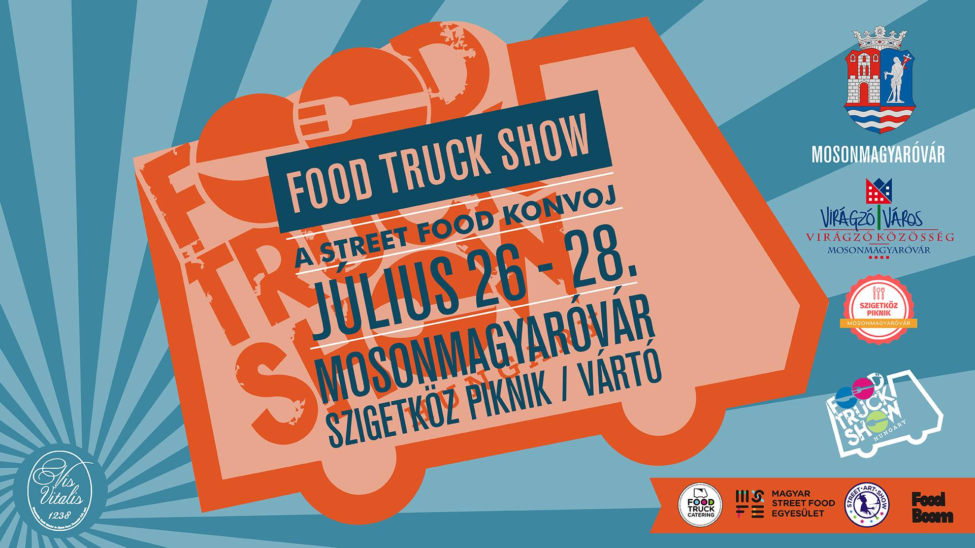 Keressük Mosonmagyaróvár legjobb street food-ját!, főkép