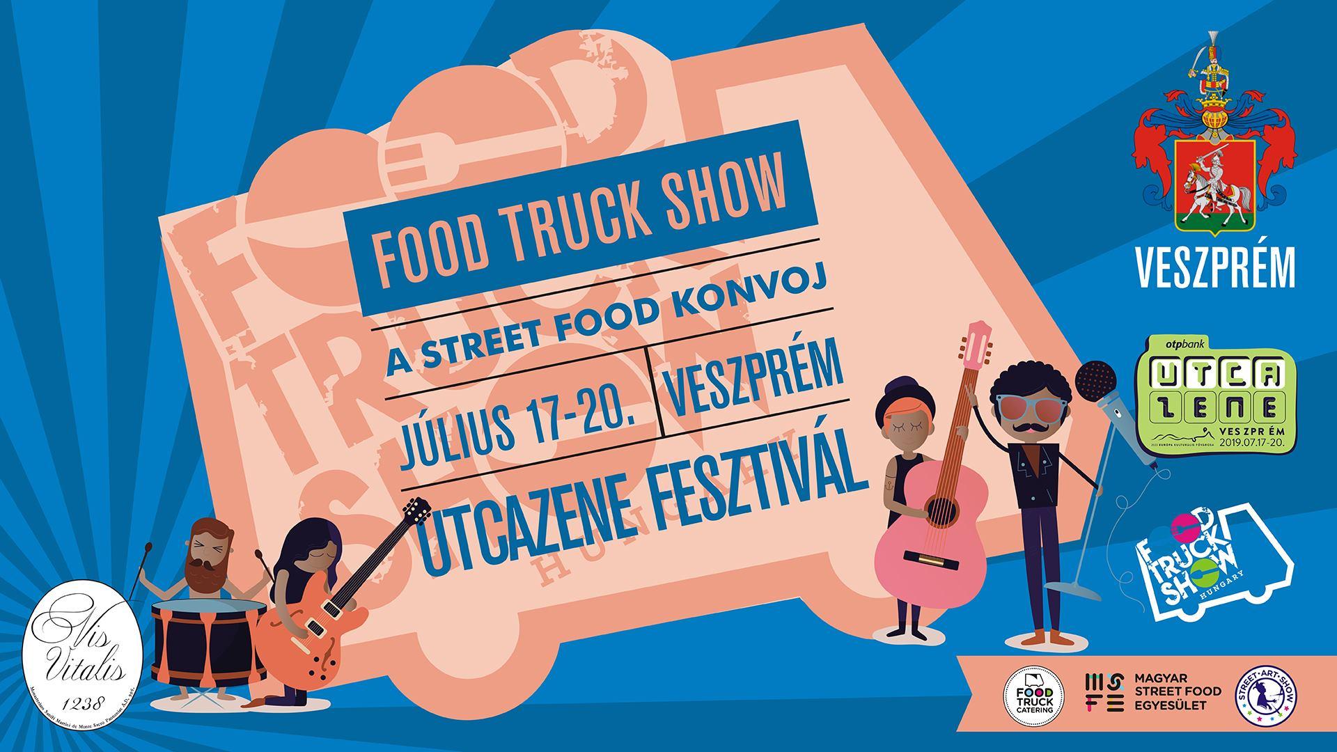 Keressük Veszprém legjobb street food-ját!, főkép
